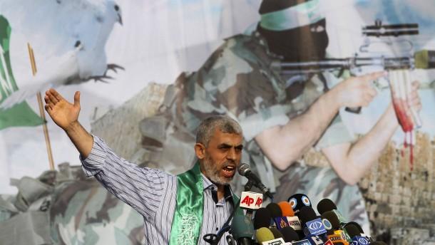 Hamas wählt Hardliner zum Gaza-Chef