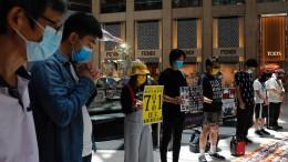 """""""Das Ende von Hongkong, wie die Welt es bisher kannte"""""""