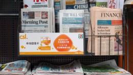 "Peking weist Korrespondenten des ""Wall Street Journal"" aus"