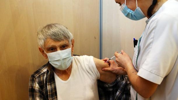In Frankreich wird jetzt auch sonntags geimpft