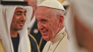 """Papst schreibt Brief an """"Senor"""" Maduro"""