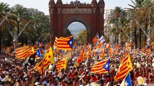 Kataloniens Unabhängigkeit könnte teuer werden