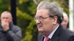 Friedensnobelpreisträger John Hume gestorben