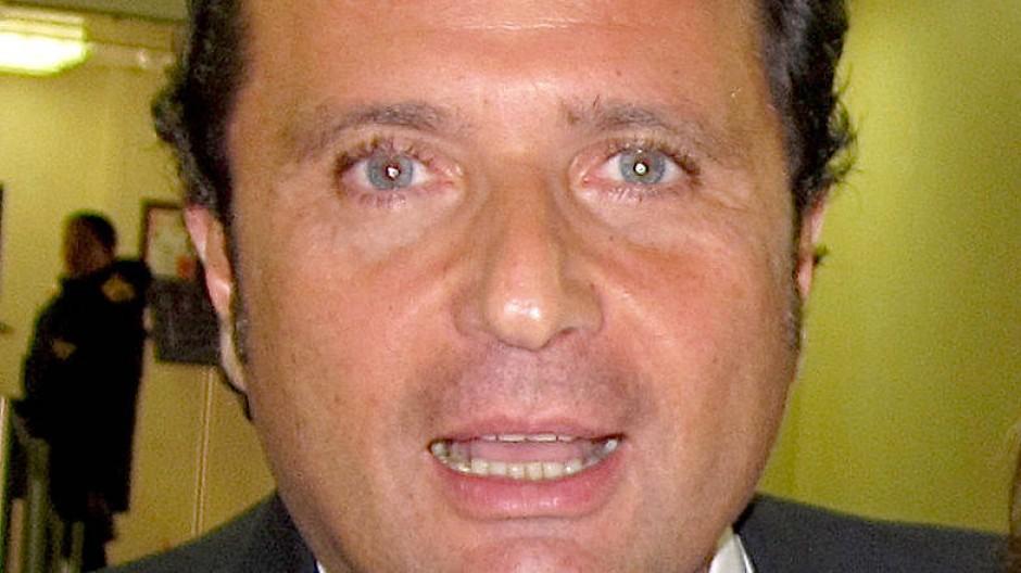 Für viele jetzt der hässliche Italiener schlechthin: Francesco Schettino