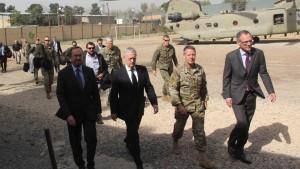 Mattis besucht überraschend Kabul