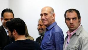 Ehud Olmert zu Geld- und Bewährungsstrafe verurteilt