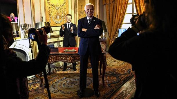 Frankreichs Enttäuschung über Biden