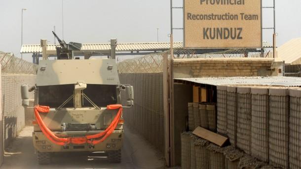 Die Bundeswehr gibt ihren gefährlichsten Stützpunkt auf