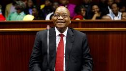Prozess gegen Zuma vertagt