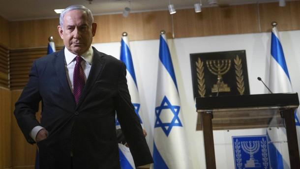 Israels Parlament wieder aufgelöst