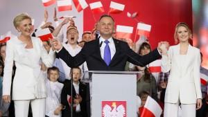 Wie konnten die Polen nur?