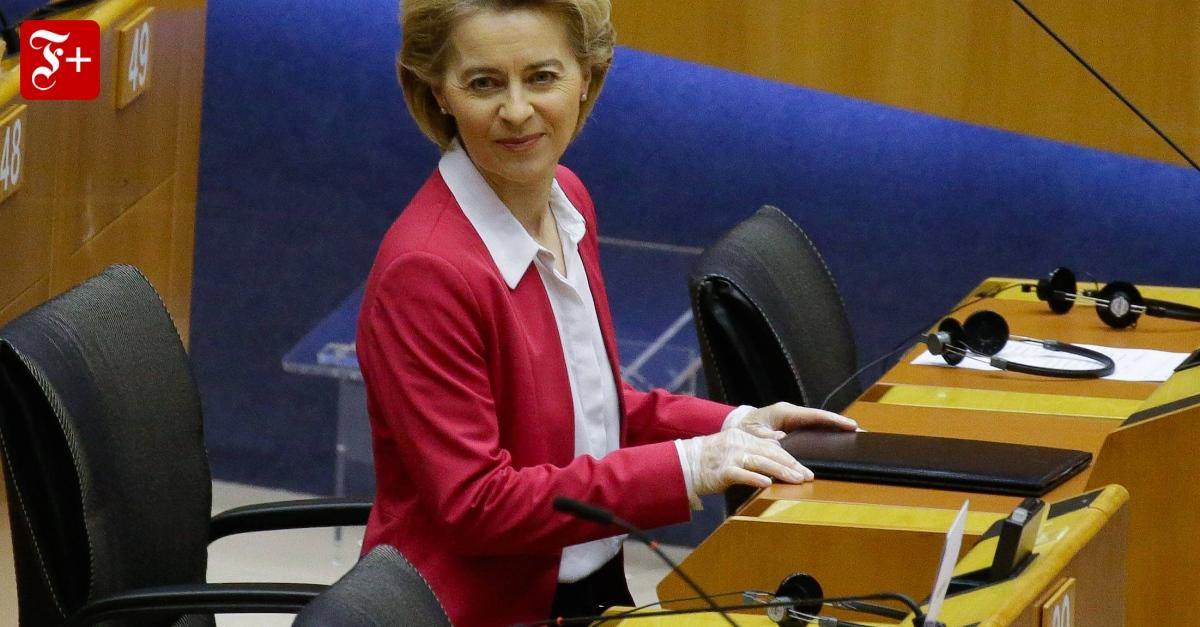 Die EU in der Corona-Krise: Rund um die Uhr im Dienst für Europa