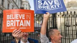 Briten gehen nicht auf EU-Vorschlag ein