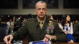 Nato wartet auf neuen Oberkommandeur