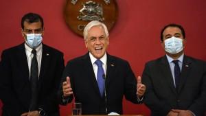 Präsident ruft Notstand im Süden Chiles aus