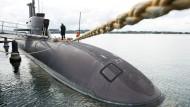 Jedes U-Boot wird gebraucht: U36 in Eckernförde
