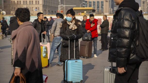 Die Sorge in China wächst und wächst