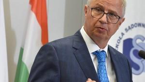 Widerstand gegen designierten Kommissar angekündigt