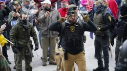 Heimatschutz warnt vor gewalttätigen Extremisten