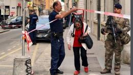 DNA-Spur auf Sprengsatz in Lyon entdeckt
