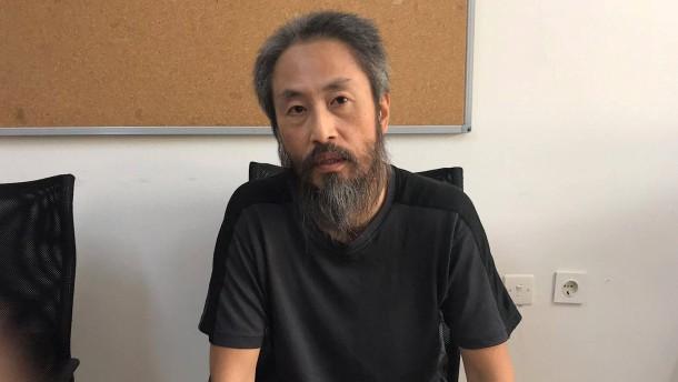 Japan bestätigt Freilassung eines Journalisten
