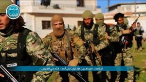 Mutmaßliche Kriegsverbrecher aus Syrien festgenommen