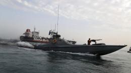 Großbritannien prüft Strafmaßnahmen gegen Iran
