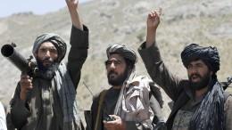 Taliban nehmen Bezirkszentrum in Westafghanistan ein