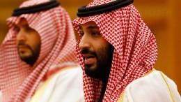 Saudi-Arabien richtet 37 Menschen hin