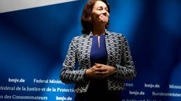 Barley will Vize-Präsidentin des EU-Parlaments werden