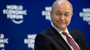 Iraks Präsident ernennt Ministerpräsidenten