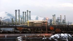Iran steigt teilweise aus Atomabkommen aus