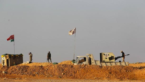 26 Tote bei Luftangriff auf Milizen