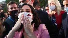 Die Konservativen triumphieren in Madrid