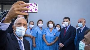 Der Selfie-Präsident