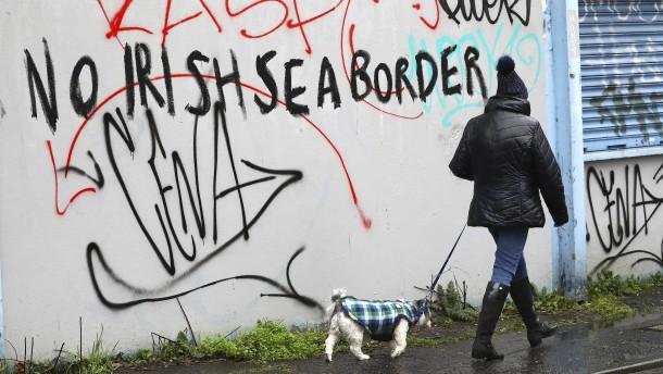 Brüssel und London suchen Lösung für Irland-Problem