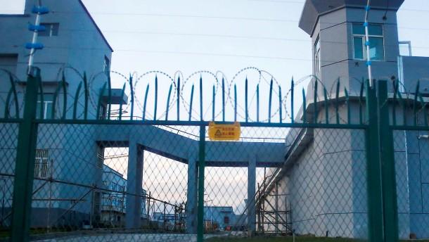 China belegt Briten mit Sanktionen