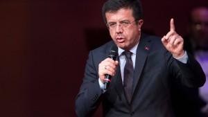 Österreich lässt türkischen Wirtschaftsminister nicht einreisen