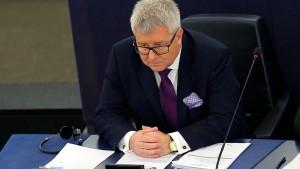 EU-Parlament wählt Vizepräsidenten nach Nazi-Vergleich ab