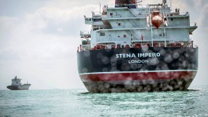 Iran lässt Seeleute frei