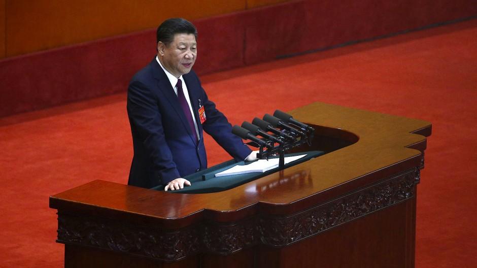 China: Ein Land fest in der Hand der Partei