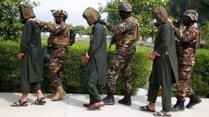 Taliban lehnen Angebot der Regierung ab