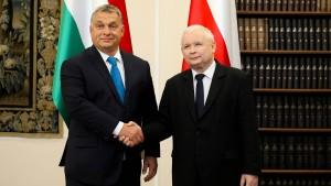 Ungarn will Strafen blockieren