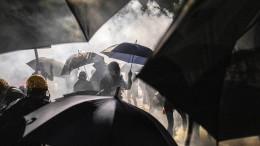 So lebt es sich zwischen den Protesten in Hongkong
