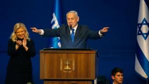 Nicht ohne Netanjahu