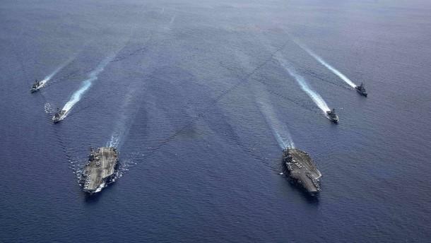 Pekings Mobbing im Südchinesischen Meer
