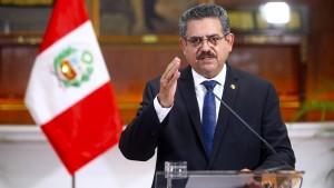 Peru sucht einen Ausweg