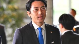 Abe verjüngt Kabinett