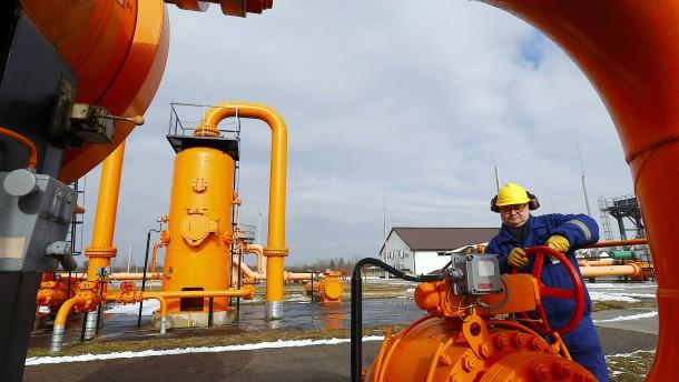 Budapest und Kiew streiten über russische Gaslieferungen