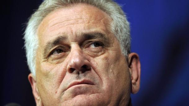 Serbiens Präsident darf nicht mehr ins Kosovo